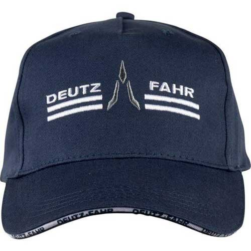 Berretto blu scuro Deutz-Fahr