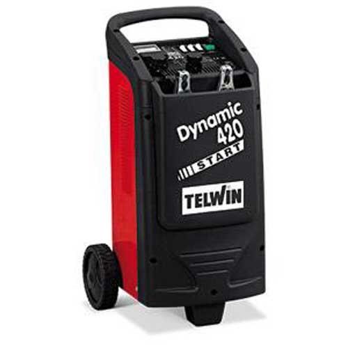Carica batterie e avviatore Telwin Dynamic 420 Start - 230V 12-24V