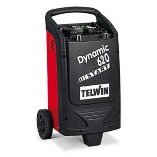 Carica batterie e avviatore Telwin Dynamic 620 Start - 230V 12-24V