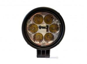 Faro da lavoro LED tipo spot - 24W 1500lm