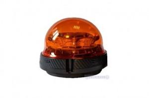 Girofaro multifunzione LED - attacco a magnete