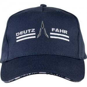 Berretto blu scuro Deutz-Fahr