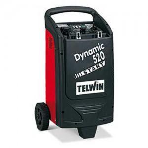 Carica batterie e avviatore Telwin Dynamic 520 Start - 230V 12-24V